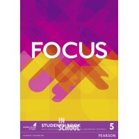 Focus BrE Level 5 Student's Book ISBN: 9781447998532