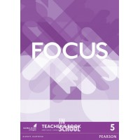 Focus BrE Level 5 Teacher's Book & DVD-ROM Pack ISBN: 9781292110127