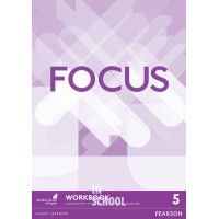 Focus BrE Level 5 Workbook ISBN: 9781447998617