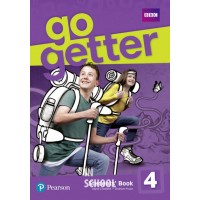 Go Getter 4 SB ISBN: 9781292179674