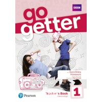 Go Getter 1 TB + DVD ISBN: 9781292209999