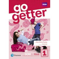 Go Getter 1 WB with ExtraOnlinePractice ISBN: 9781292210001