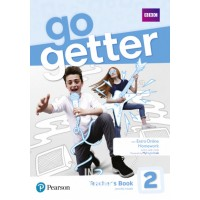 Go Getter 2 TB + DVD ISBN: 9781292210025