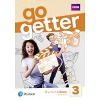 Go Getter 3 TB/ExtraOnlineHomework/DVD-ROM ISBN: 9781292210056