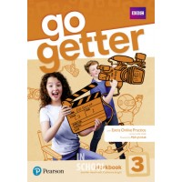 Go Getter 3 WB with ExtraOnlinePractice ISBN: 9781292210063