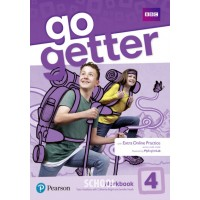 Go Getter 4 WB with ExtraOnlinePractice ISBN: 9781292210094