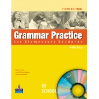 Grammar Practice for Elementary +key+CD ISBN: 9781405852944