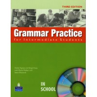 Grammar Practice for Interm +CD -key ISBN: 9781405852999