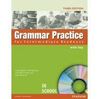 Grammar Practice for Interm + key+CD ISBN: 9781405852982