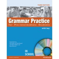 Grammar Practice for Pre-Interm +CD -key ISBN: 9781405852975