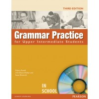 Grammar Practice for Upper-Interm +CD -key ISBN: 9781405853019