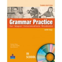 Grammar Practice for Upper-Interm +key+CD ISBN: 9781405853002