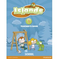 Islands Level 1 Teacher's Test Pack ISBN: 9781447913689