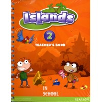 Islands Level 2 Teacher's Test Pack ISBN: 9781447913696