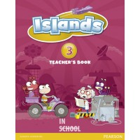 Islands Level 3 Teacher's Test Pack ISBN: 9781447913702