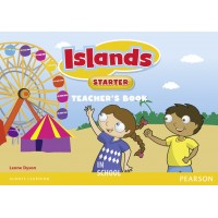 Islands Starter Teacher's Book plus pin code ISBN: 9781447924739