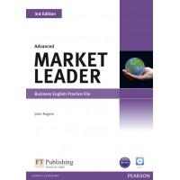 Market Leader 3ed Advanced Practice File+CD ISBN: 9781408237045