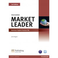 Market Leader 3rd Edition Intermediate Practice File (with Audio CD) ISBN : 9781408236963