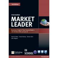Market Leader Intermediate Flexi Course Book 1 Pack ISBN : 9781292126104