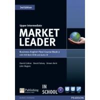 Market Leader Upper Intermediate Flexi Course Book 2 Pack ISBN : 9781292126159