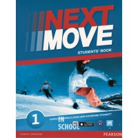 Next Move 1 Students' Book ISBN: 9781408293614
