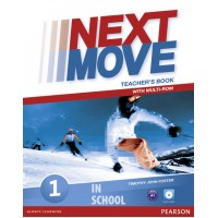 Next Move 1 Teacher's Book with Multi-ROM ISBN: 9781447943563