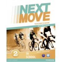 Next Move 2 Teacher's Book with Multi-ROM ISBN: 9781447943594