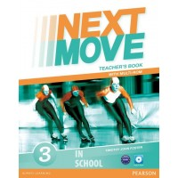Next Move 3 Teacher's Book with Multi-ROM ISBN: 9781447943624
