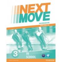 Next Move 3 Workbook + CD ISBN: 9781447943631