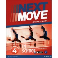 Next Move 4 Students' Book ISBN: 9781408293645