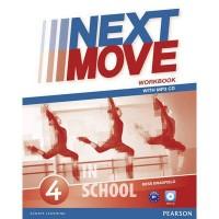 Next Move 4 Workbook + CD ISBN: 9781447943662