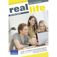 Real Life Upper-Int Active Teach ISBN: 9781405897457