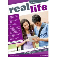 Real Life Advanced Students' Book ISBN: 9781405897037