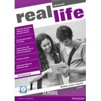 Real Life Advanced Workbook & Multi-ROM (includes Workbook audio) ISBN: 9781408239445