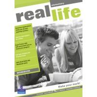 Real Life Elementary Workbook & Multi-ROM (includes Workbook audio) ISBN: 9781408235133