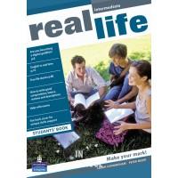 Real Life Intermediate Students' Book ISBN: 9781405897051