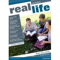 Real Life Intermediate Teacher's Handbook ISBN: 9781405897150