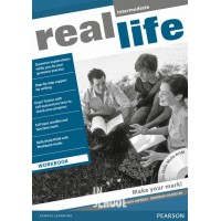 Real Life Intermediate Workbook & Multi-ROM (includes Workbook audio) ISBN: 9781408239469