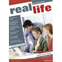 Real Life Pre-intermediate Teacher's Handbook ISBN: 9781405897167