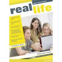 Real Life Upper Intermediate Students' Book ISBN: 9781405897075