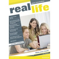 Real Life Upper Intermediate Teacher's Handbook ISBN: 9781405897174