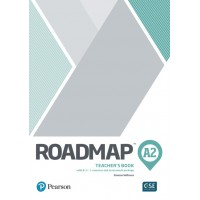 Roadmap A2 TB +Assessment Package ISBN: 9781292227863
