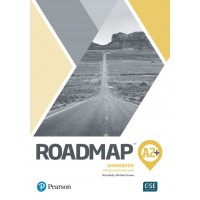 Roadmap A2+ WB +key ISBN: 9781292228013