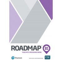 Roadmap B1 TB +Assessment Package ISBN: 9781292228143