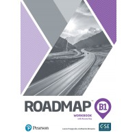 Roadmap B1 WB +key ISBN: 9781292228150