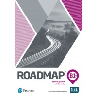 Roadmap B1+ WB +key ISBN: 9781292228297