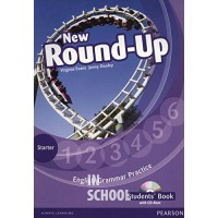 New Round Up Starter Level Students' Book (with CD-ROM) ISBN: 9781408235034