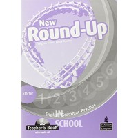 New Round Up Starter Level Teacher's Book (with Audio CD) ISBN: 9781408235041