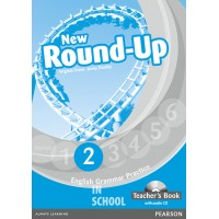 New Round Up Level 2 Teacher's Book (with Audio CD) ISBN: 9781408234938