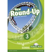 New Round Up Level 3 Students' Book (with CD-ROM) ISBN: 9781408234945